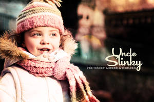 Girl in Scarf by uncleslinky