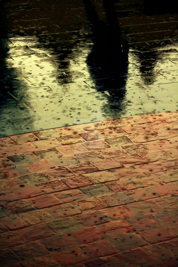 Shadows on a rainy day by cegax3m