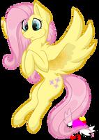 Fluttershy by teeny16
