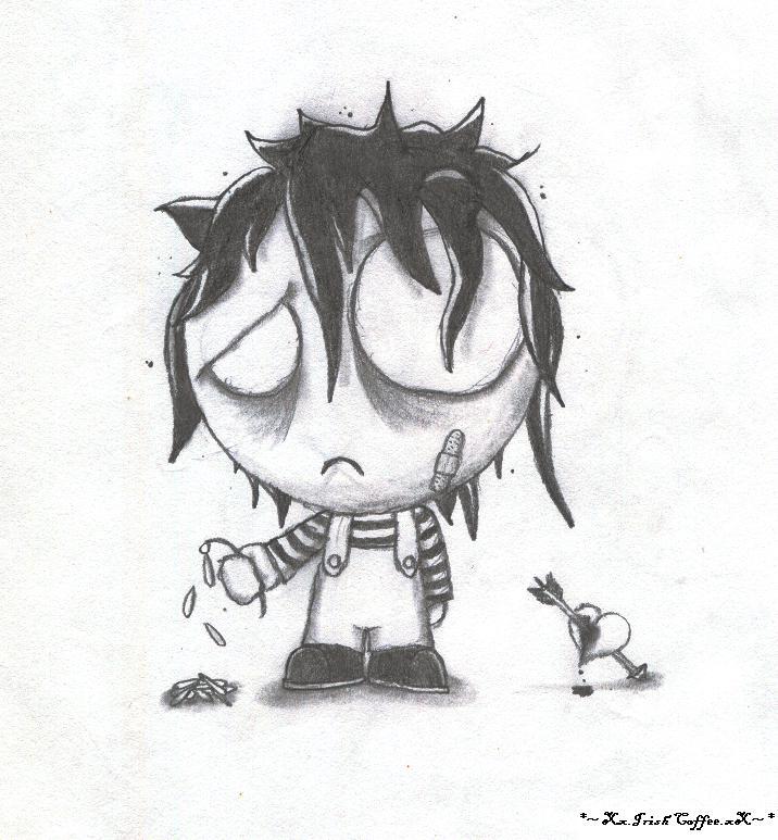 The Emo Kid by IrishxCoffee