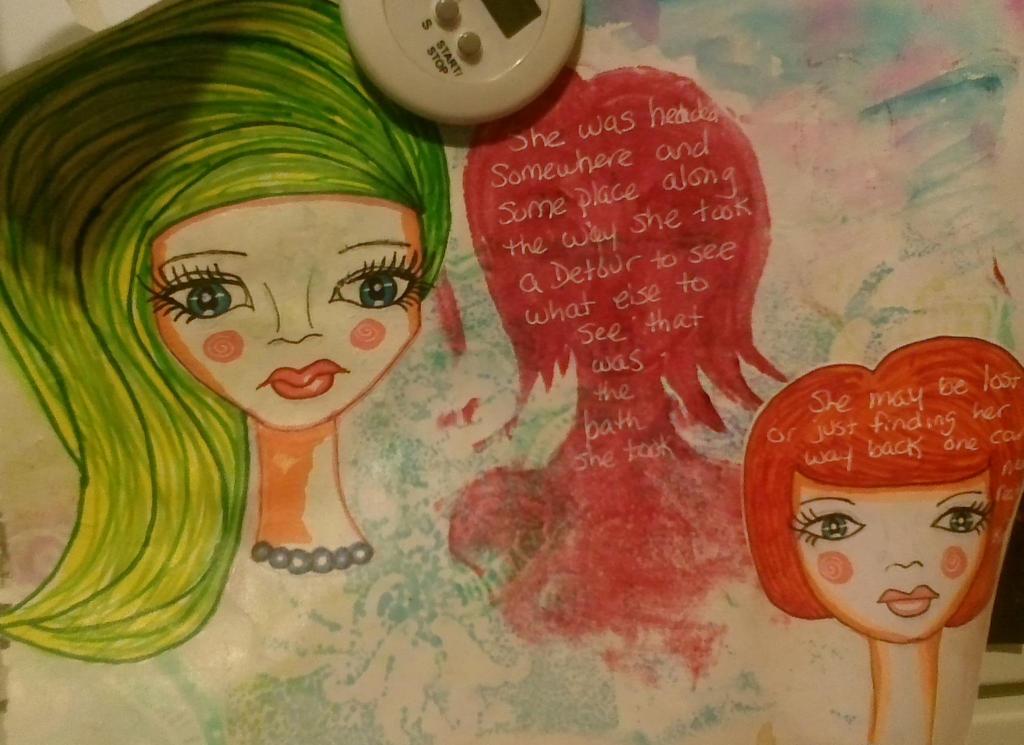 Girls by diva42