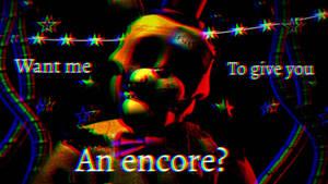 [SFM FNAF] Encore by DeeDevlin
