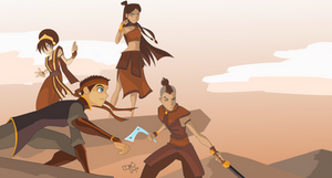 Fire Nation, Are We There Yet?