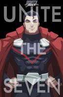 SkratchJams: Unite the Seven - Superman by digital-vox