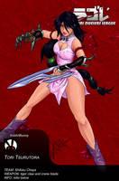 SDL Profile Tori by EvilArtBunny