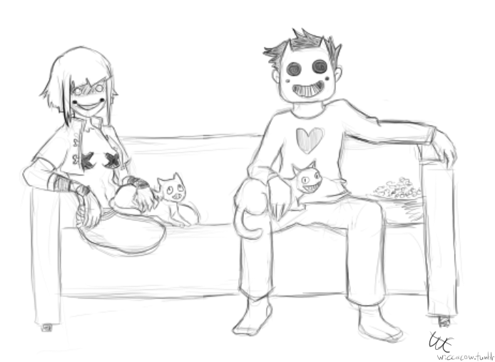 Quality Time by The-Concept-Artist