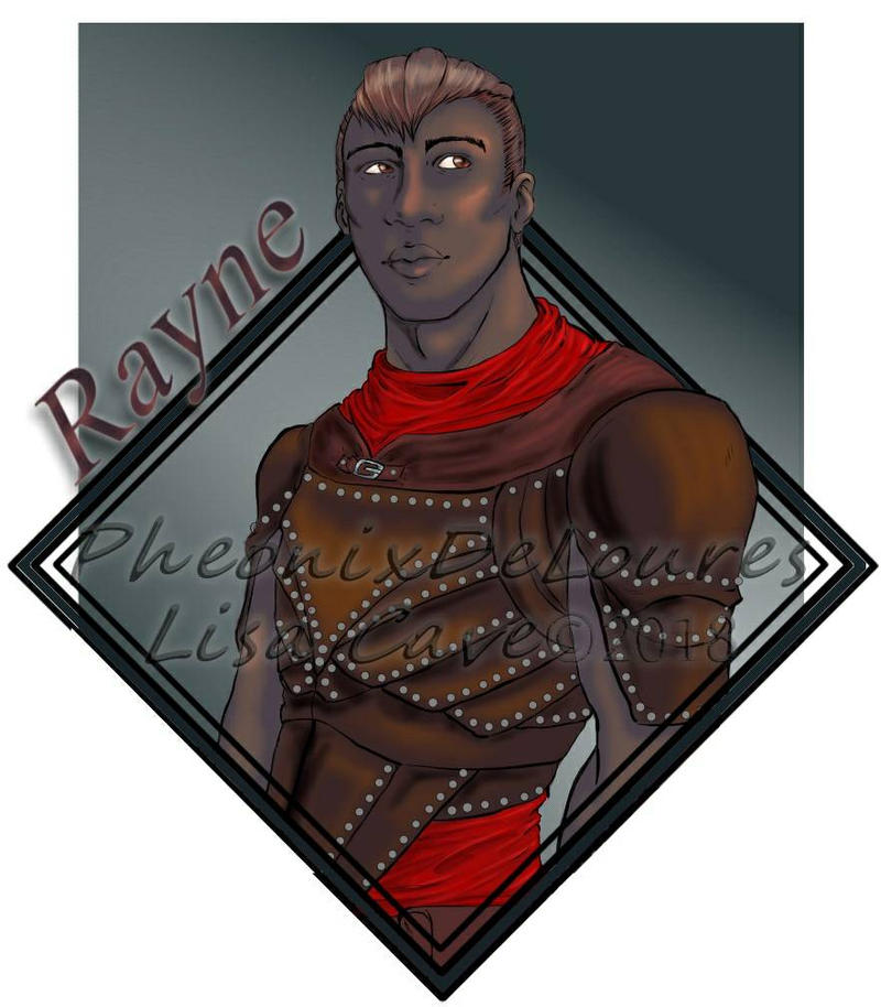 Rayne  My D And D Rogue/Fighter