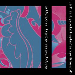 Alicorn Hate Machine - Ctrl-F by LasFas