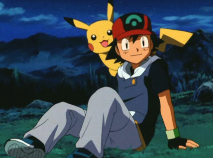 Ash and pikachu best of friend by eyepain313 on deviantart - Ash and pikachu wallpaper ...