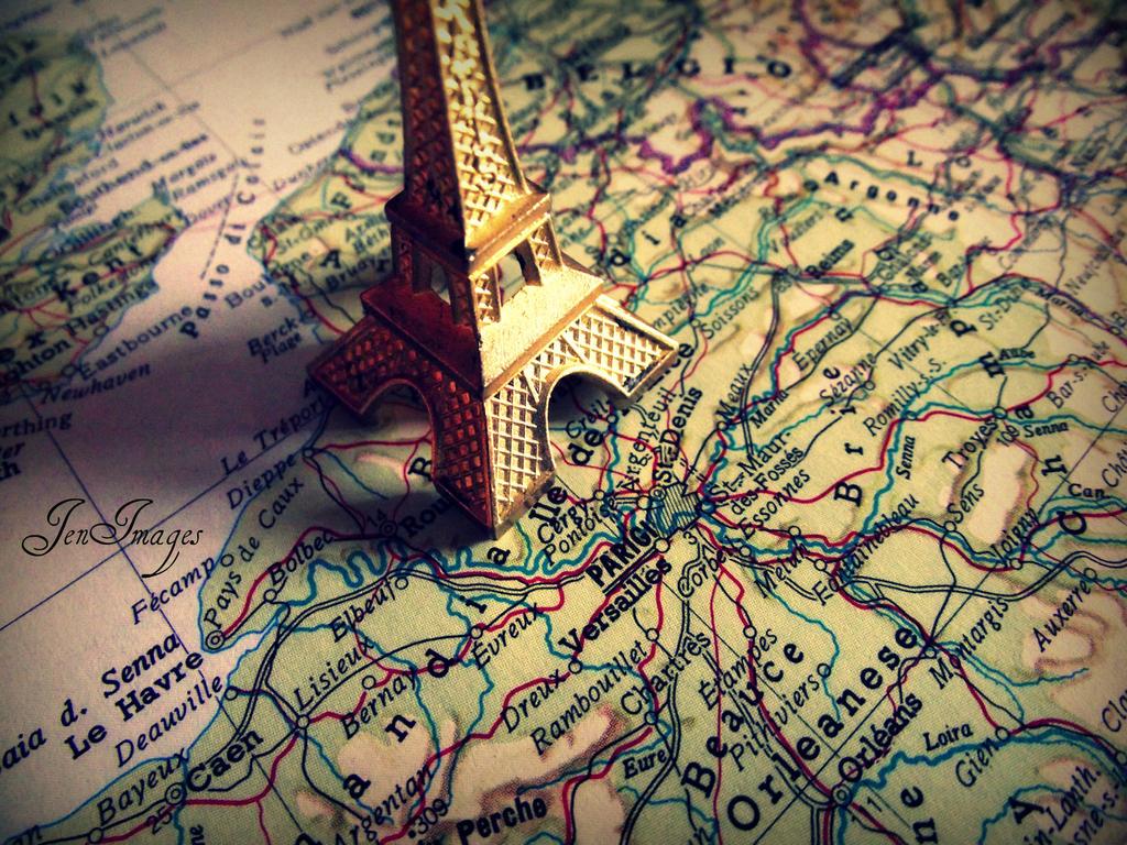Paris. by PalomaJRos