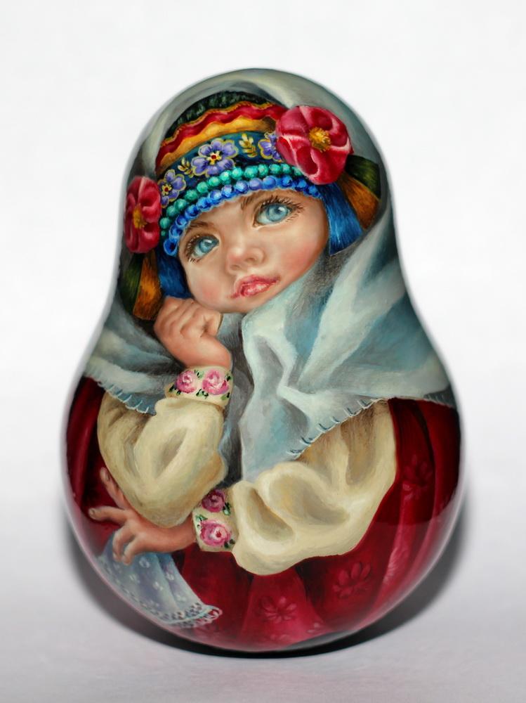 Little beauty Pelageya by spb-masters