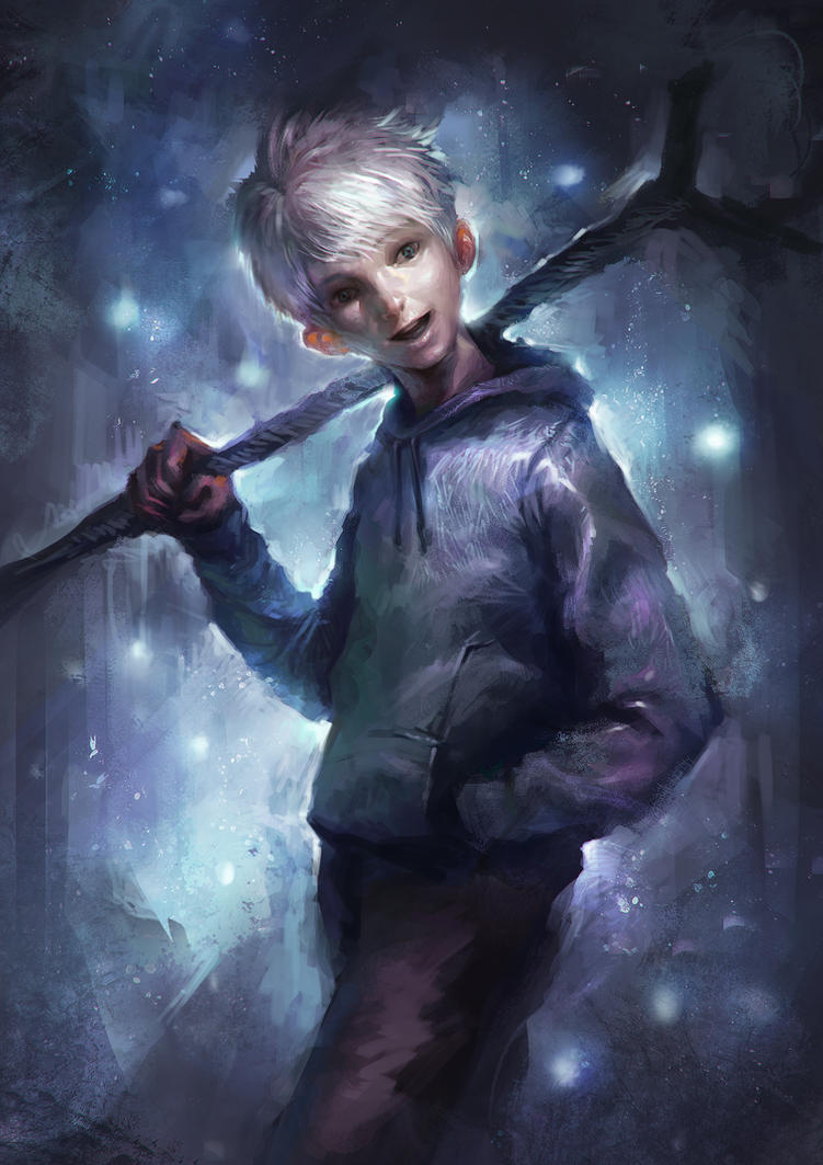 Jack Frost Fan Art by thealienatedchenyang