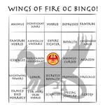 WOF OC Bingo!