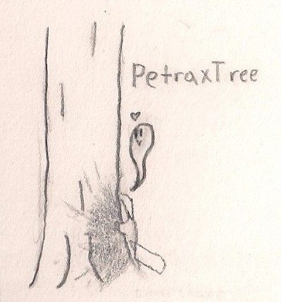 Petra X Tree By Armxmew-d6ytl2h by MeTheCookieNomster