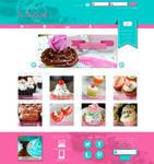 Love Cakes Mockup