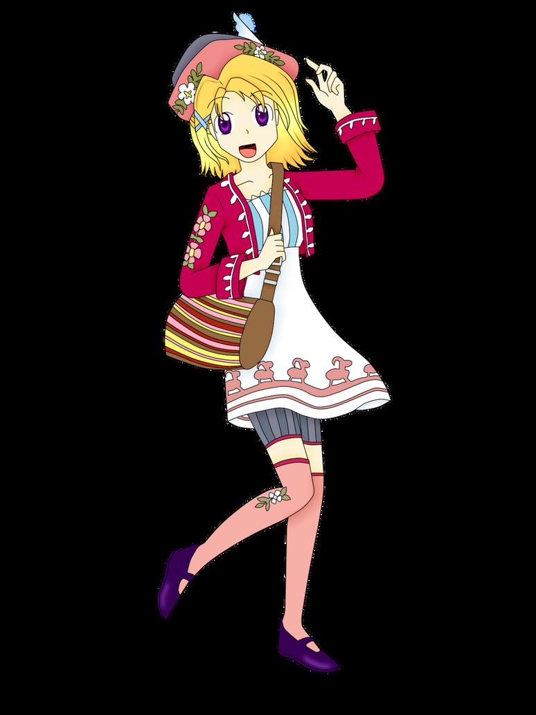 Harvest Moon Grand Bazaar - Gretel by Kagami-Usagi