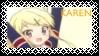 Stamp: Kujou Karen by Kagami-Usagi