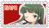 Stamp: Oomiya Isami by Kagami-Usagi