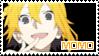 Momo Stamp by Kagami-Usagi