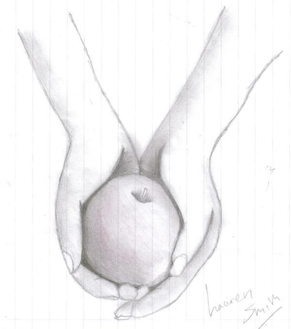 Twilight Book Cover Drawing : Twilight book cover apple by itsallchildsplay on deviantart