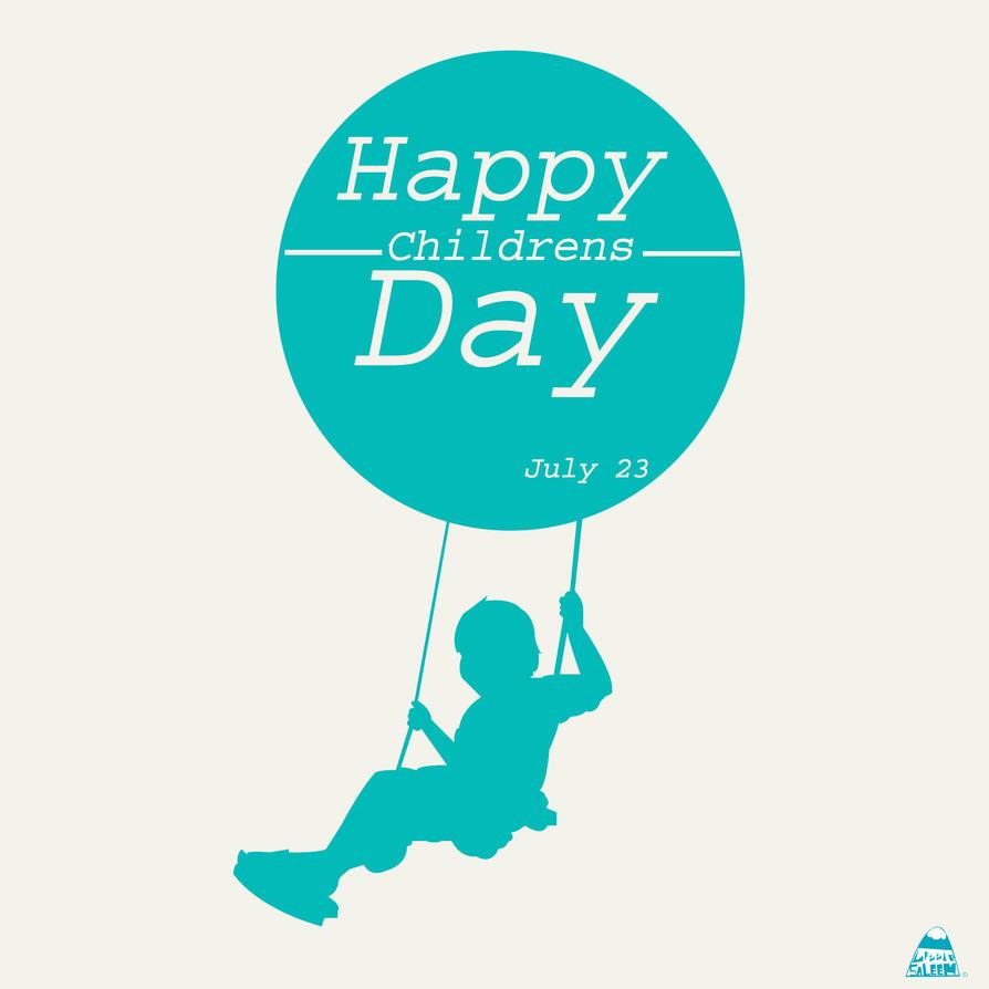 Happy Childrens Day by agussaleem on DeviantArt