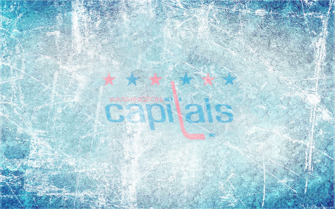 capitals wc ice wallpaper by devinflack on deviantart