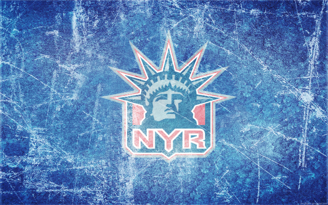 Rangers Alt Ice Wallpaper By DevinFlack