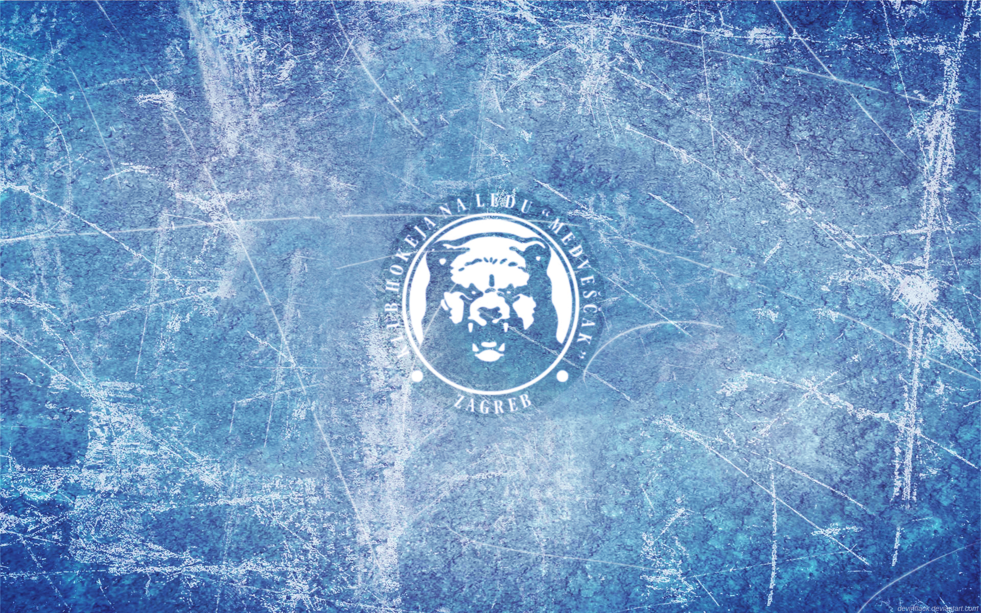 Medvescak Zagreb Ice Wallpaper By Devinflack On Deviantart