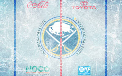 First Niagara Center Ice Wallpaper by DevinFlack