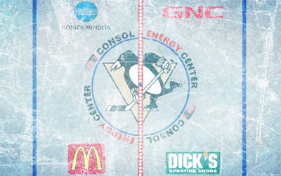 Consol Energy Center Ice Wallpaper by DevinFlack