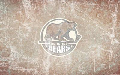 Hershey Bears 14/15 Ice Wallpaper by DevinFlack