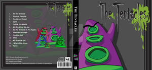 The Tentacles - CD Cover