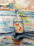 Life in a bottle
