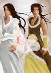 Jue Dai Shuang Jiao by MsMiyavi