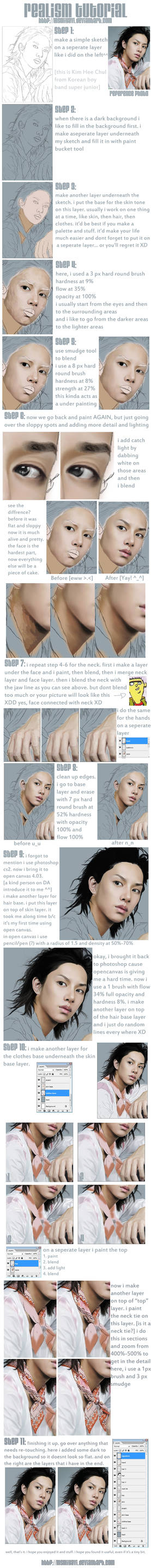 CG Realism Tut for beginners by MsMiyavi