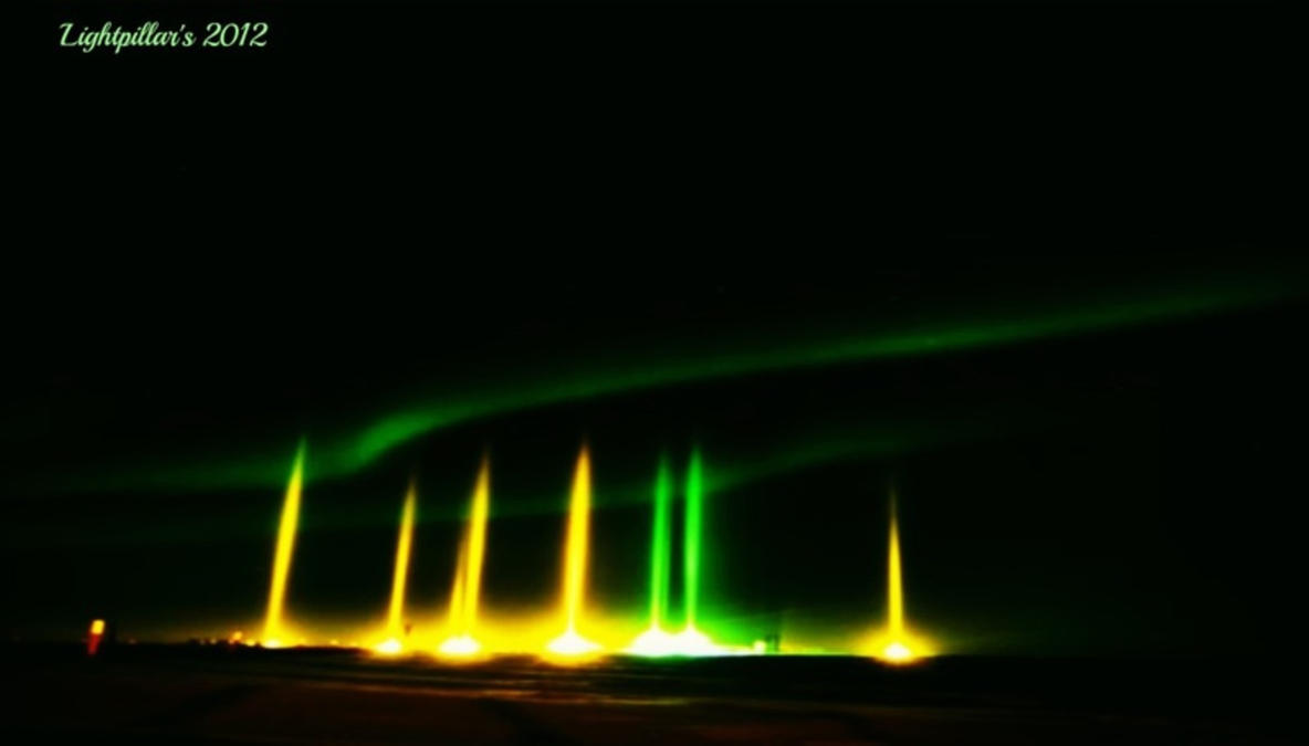 Pillars Of Light 2012 by guitarbri