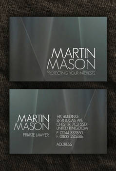 MM Business Card