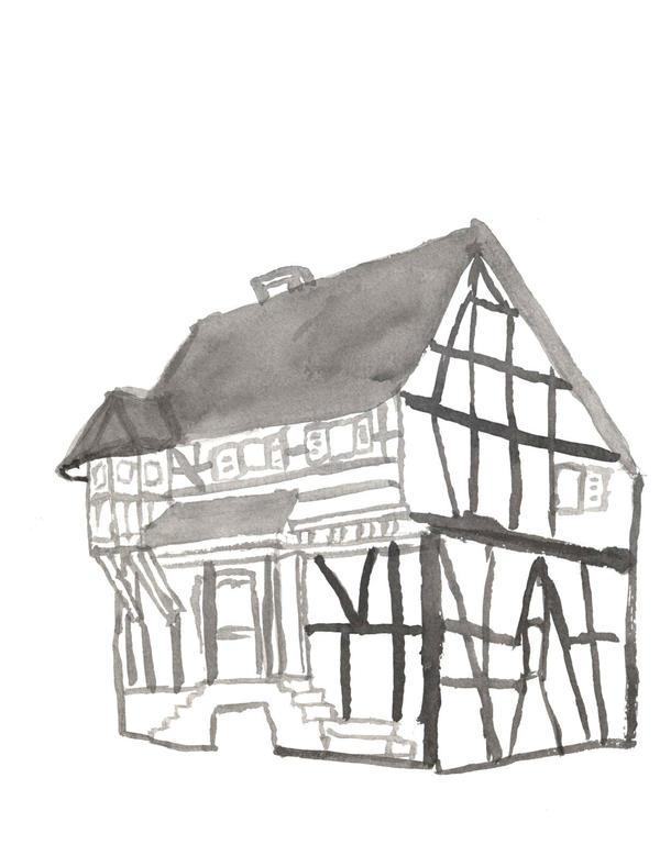 La Maison Alsacienne By Emillie Wolf On Deviantart
