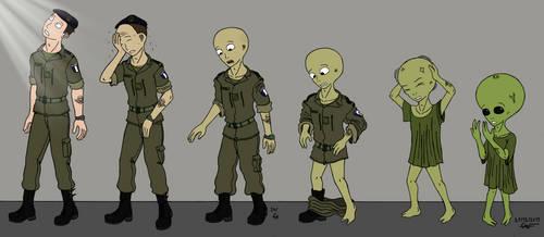 Random alien TF