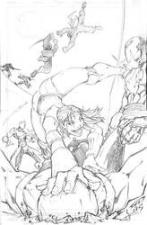battleground by spyda-man