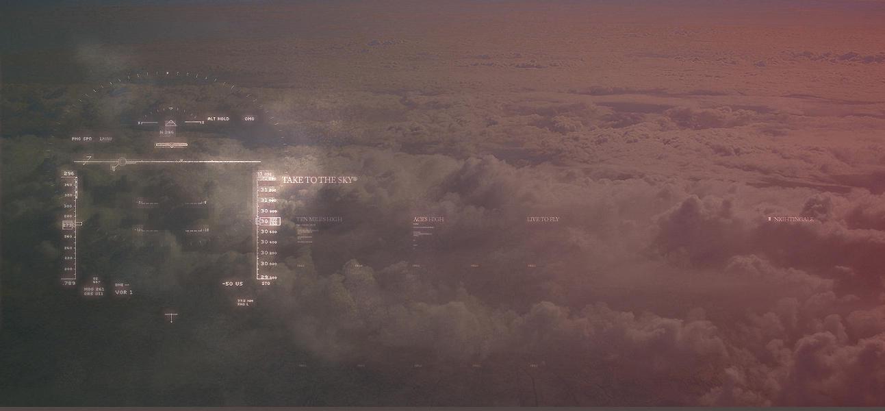 Take to the Sky by nightinga1e
