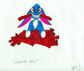 Inktober 2019: Licorice Whip by WayCool64