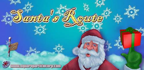 Santas Route by ashbox75