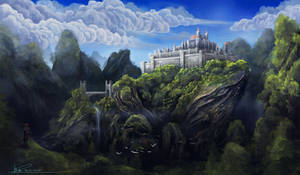 Castle Work- by duncanli