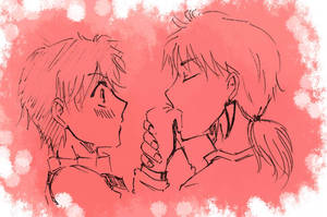 TBDH: Kiss 03 (Charlie Harry)