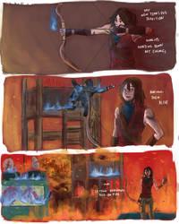 New Year For Lara by M-Jaravata