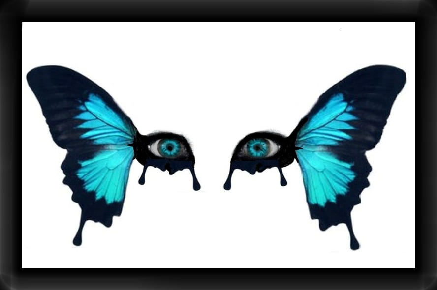 Beauty Blue Wings by Voice-of-the-Dead