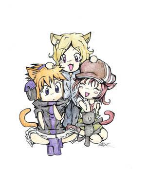 TWEWY: Neko-Neku and Friends
