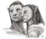 Avatar: Jake and Neytiri