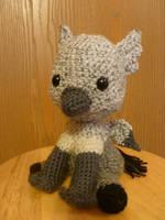 Buckbeak Amigurumi by MilesofCrochet